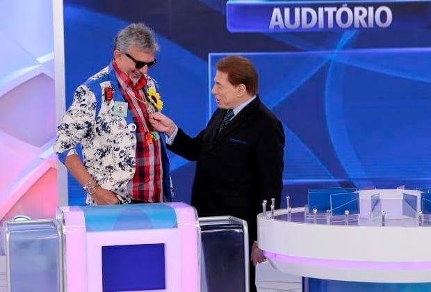 """Silvio Santos supera Globo e Record ao falar de """"rola"""" e """"pinto"""" em seu programa; veja"""