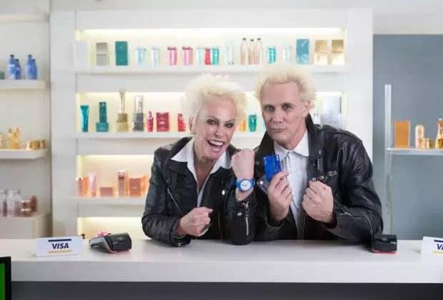 O bom humor da internet: Ana Maria e Supla juntos