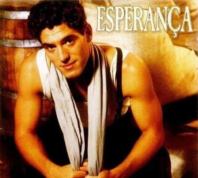 """Nuno Lopes, intérprete do """"Murruga"""", estampou a trilha internacional de """"Esperança""""."""