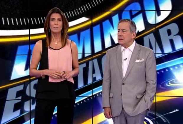 Record tem reportagem com denúncia que pode acabar com a Globo — Destruição