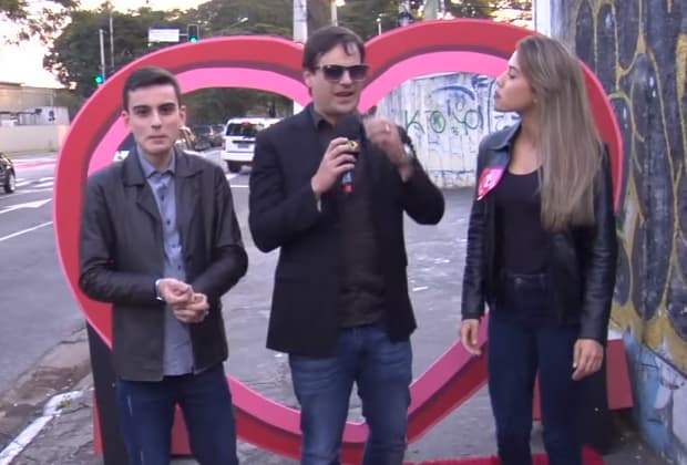 """Após polêmica, """"Pânico"""" cria reality para encontrar namorada para Dudu Camargo"""