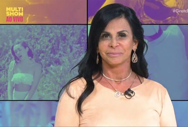 Gretchen leva internet à loucura com apresentação de programa do Multishow; veja comentários