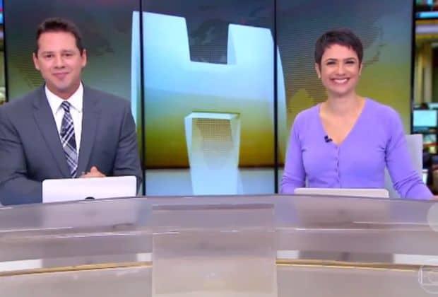 """Globo começa a divulgar chamada de Dony de Nuccio no """"Jornal Hoje""""; confira"""