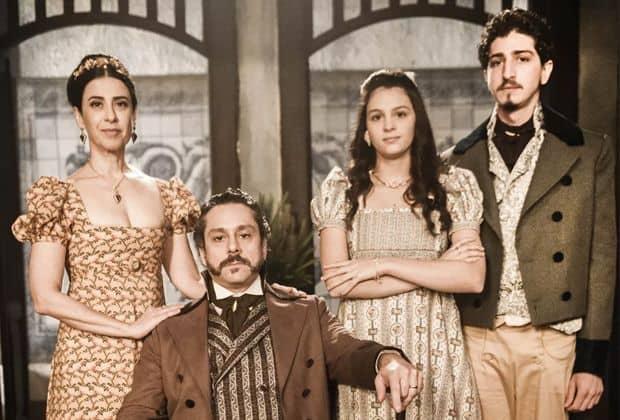 """Saiba todos os detalhes de """"Filhos da Pátria"""", série que estreia em setembro na Globo"""