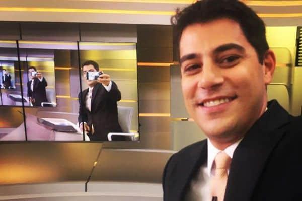Evaristo Costa dá resposta incrível a seguidor que mandou ele tirar barba