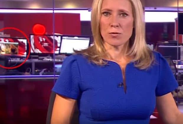 BBC exibe cena erótica por acidente durante telejornal ao vivo