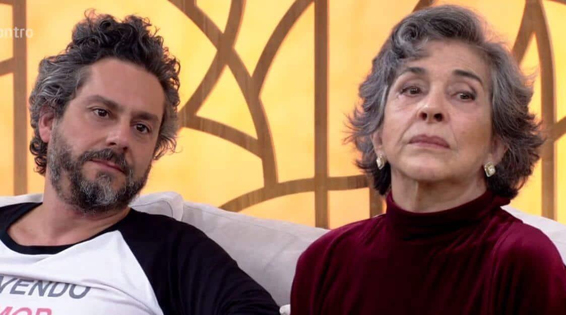 Alexandre Nero rebate Betty Faria após declaração polêmica da atriz