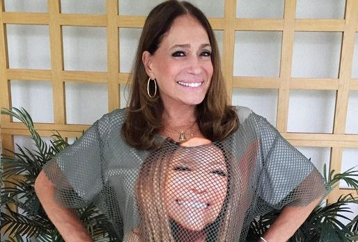 Susana Vieira está lesionada
