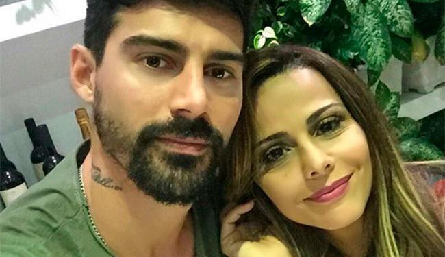Resultado de imagem para Viviane Araújo e Radamés podem brigar na Justiça