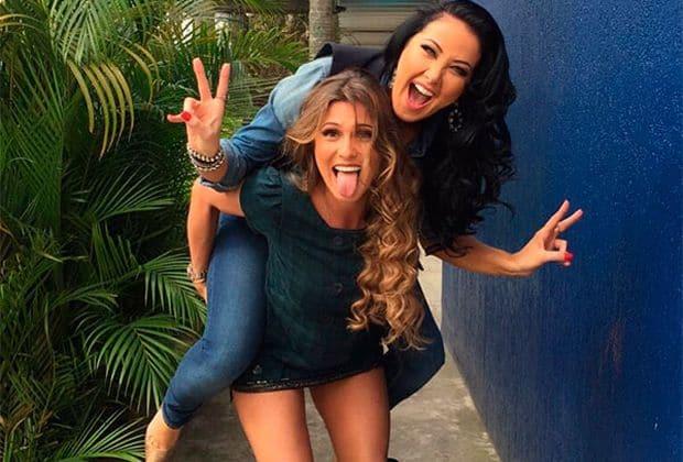 Lívia Andrade não deixa barato e reage a comentário de Helen Ganzarolli