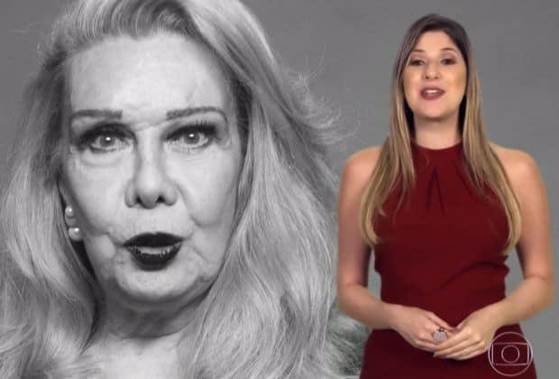 """""""Zorra"""" faz homenagem a Rogéria e emociona internautas"""