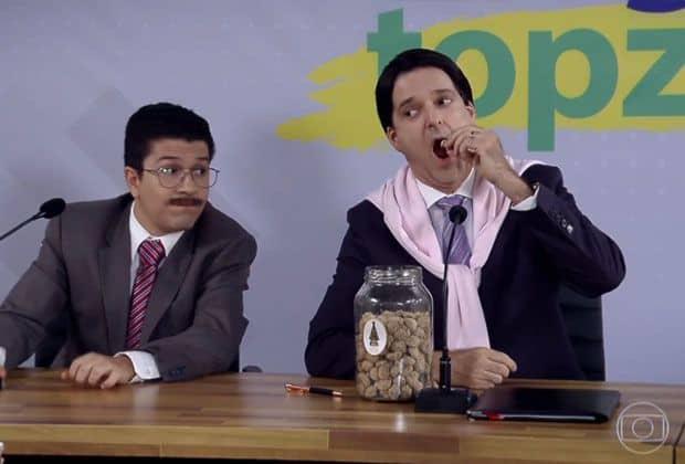 """""""Zorra"""" ri novamente de João Doria e alfineta """"ração humana"""" do prefeito"""