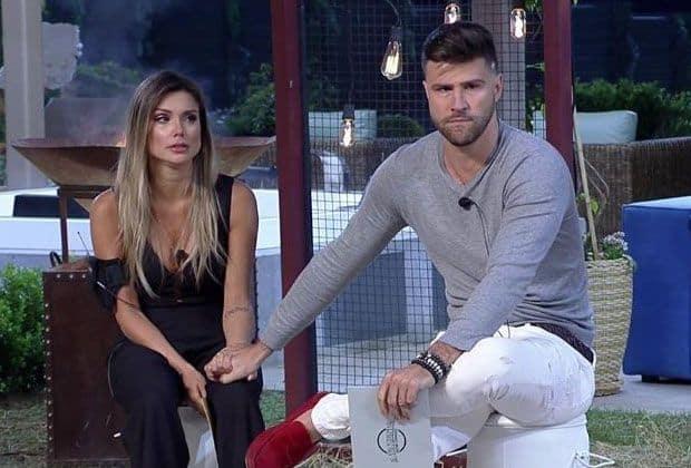 """""""A Fazenda 9"""": Casal Flávia Viana e Marcelo Ié Ié disputam nona roça"""