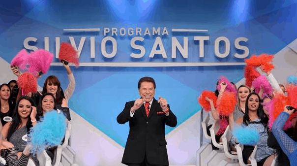 Silvio Santos diz que ficaria à frente de Luciano Huck em possível candidatura deles
