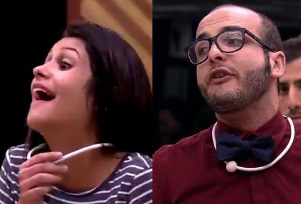 BBB 18: Jogo da discórdia causa brigas na madrugada; Mahmoud grita com Ana Paula