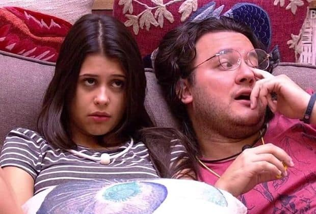 "BBB18 - Lucas diz que Ana Paula é ""planta"" e ouve da sister: ""Sinto que sou leprosa"""