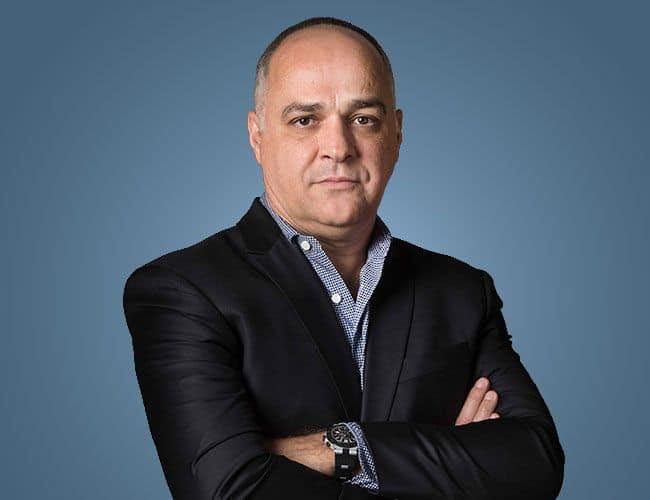 Amauri Soares, diretor de Programação da Globo