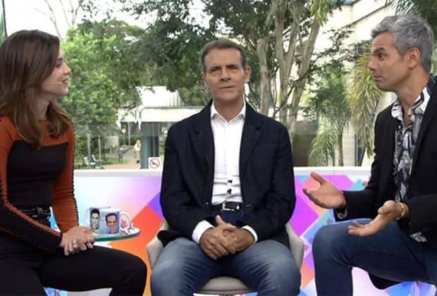 Mário Gomes volta à Globo e revela sofrer de síndrome do pânico