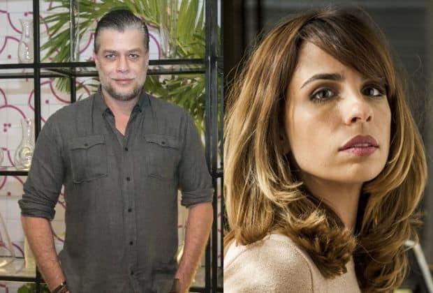 Fábio Assunção e Maria Ribeiro estão namorando, diz colunista