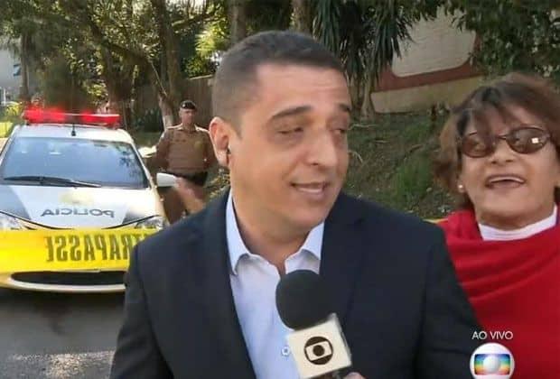 """Mulher invade link ao vivo da Globo e dispara: """"Lula livre"""""""