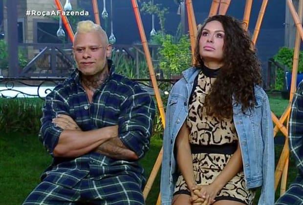 """Público do RD1 deseja que Leo Stronda fique em """"A Fazenda 2018"""". (Imagem: Reprodução/ Record)"""
