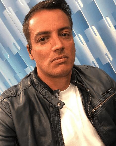 Leo Dias se internou no fim de semana para dar sequência ao tratamento contra o vício em cocaína