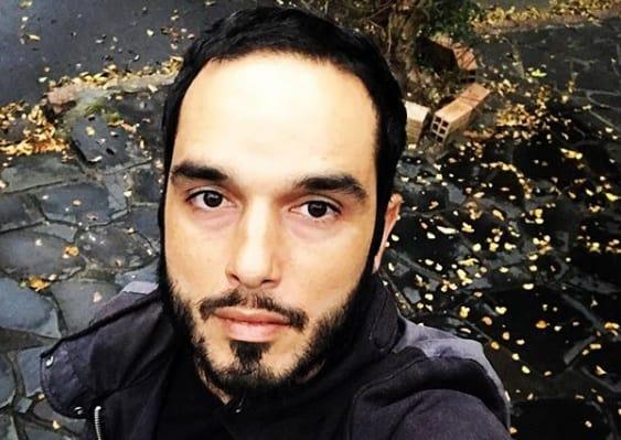 ator Léo Rosa