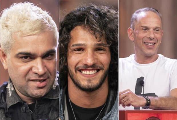 """Enquete """"A Fazenda 10"""": Quem deve ficar, Evandro, João ou Rafael? Veja o resultado parcial!"""