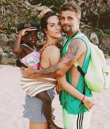 Bruno Gagliasso e Giovanna Ewbank
