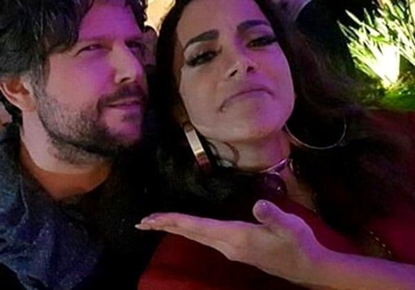 Anitta e Selton Mello