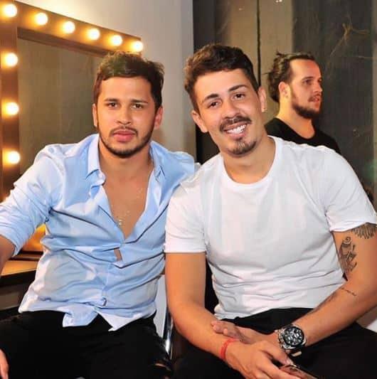 Carlinhos Maia e Lucas
