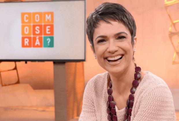 Sandra Annenberg, Globo