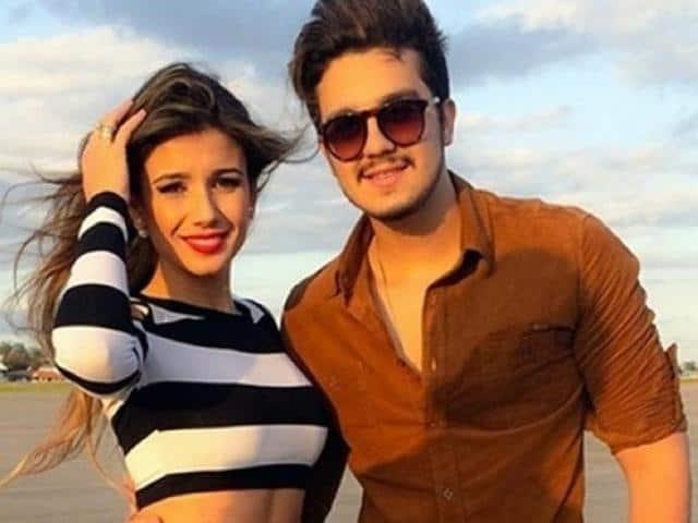 Luan Santana e Paula Fernandes