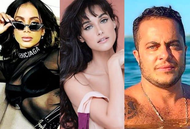 Anitta, Débora Nascimento e Thammy