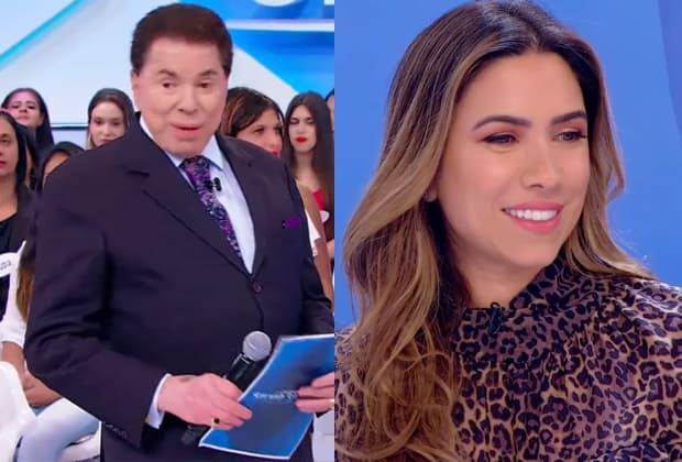 Silvio Santos, Patrícia Abravanel