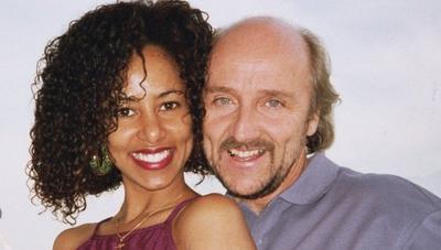 Valéria Valenssa e Hans Donner