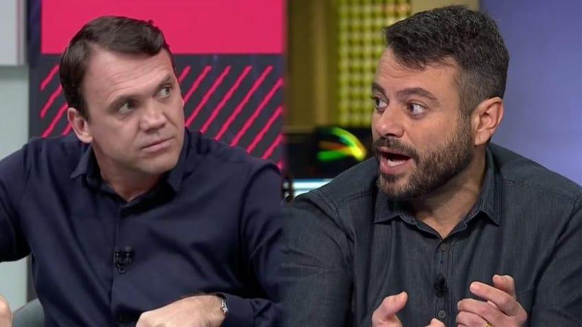 Repórter da Globo causa climão ao alfinetar ex-jogador