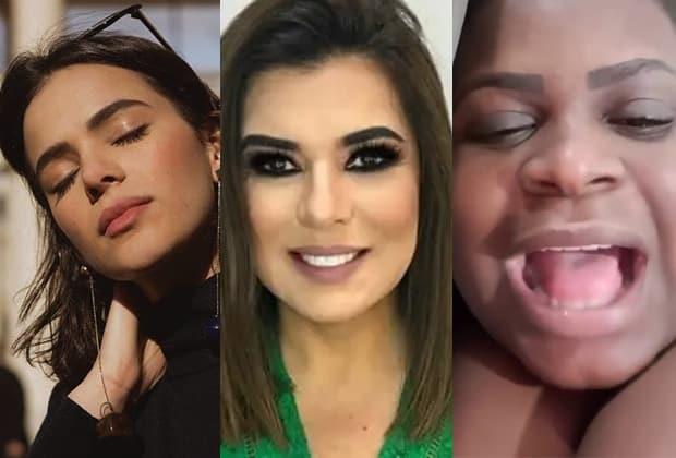 Bruna Marquezine, Mara Maravilha e Jojo Todynho