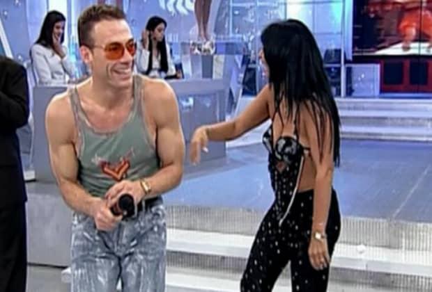 Van Damme, Gretchen e Gugu