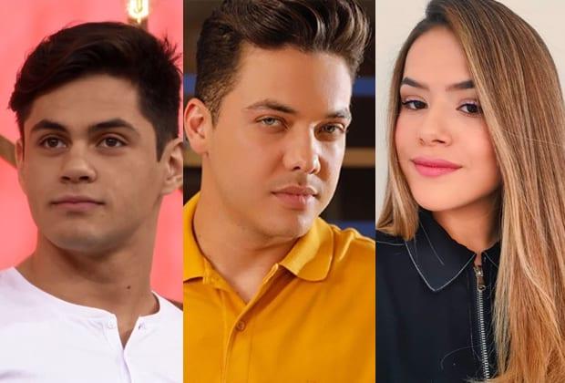 Lucas Veloso, Wesley Safadão e Maisa