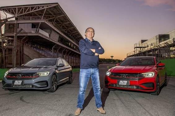 Galvão Bueno e Volkswagen