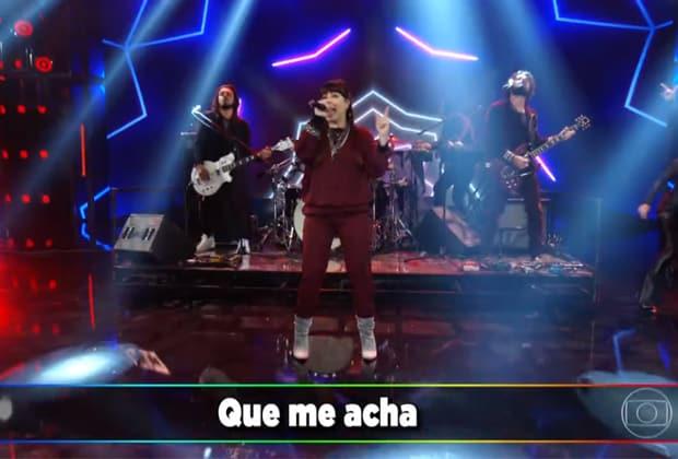 Pitty na Globo