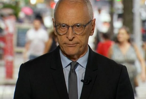 Jorge Pontual na Globo
