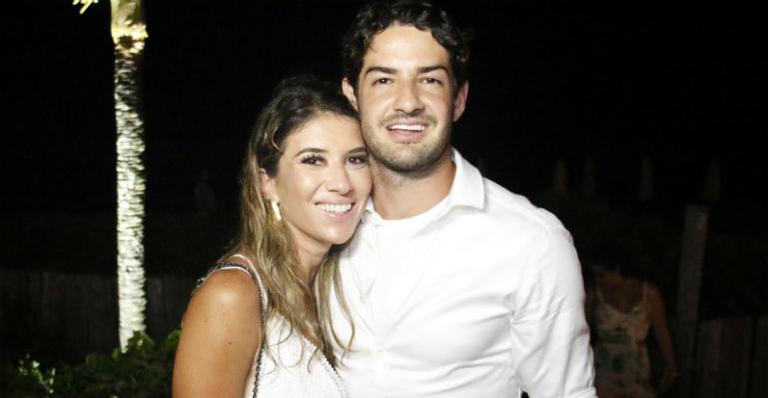 Rebeca Abravanel e Alexandre Pato