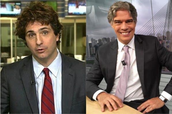 Guga Chacra e Roberto Amorim