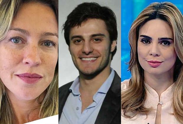 Luana Piovani Hugo Bonemer e Sheherazade
