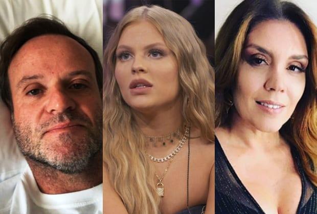 Barrichello, Luísa Sonza e Simony