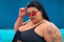 Thais Carla entra na justiça após ser ofendida por nutricionista