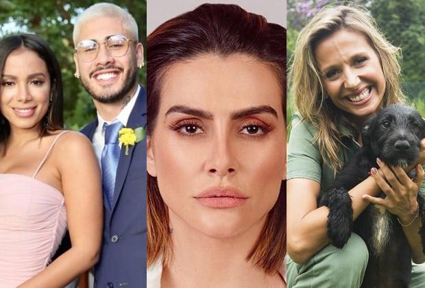 Anitta, Kevinho, Cleo Pires e Luisa Mell