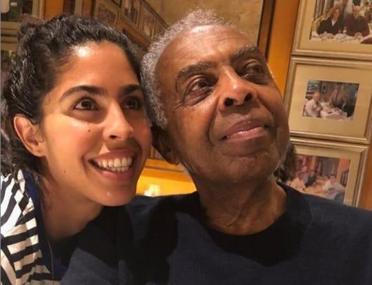 Gilberto Gil pais famosos